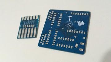 UNIJOYSTICLE, la placa de Riq para jugar con el commodore 64 con tecnología Wifi #Josepzin