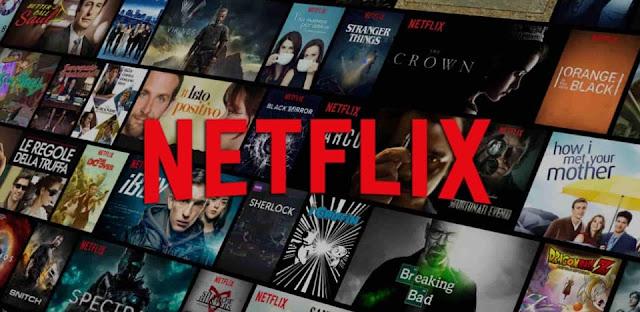 حسابات Netflix مجانا