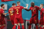 Gol Perdana Lukaku ke Gawang Rusia Hantar Belgia Menang 3-0