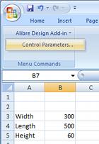CAD Software Blog: 3D CAD Sheetmetal using Excel in Geomagic Design