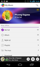 Tải Zing Mp3 Cho Java, Android