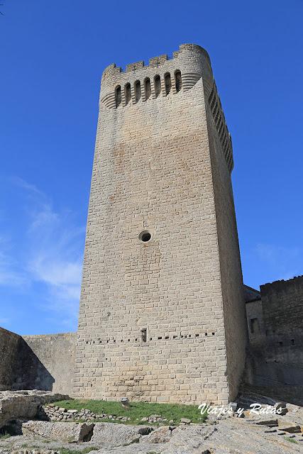 Torre Pons de l'Orme, Abadía de Montmajour
