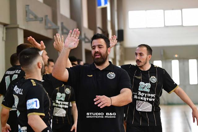Διομήδης Άργους: Με το βλέμμα στο νοκ άουτ αγώνα με τον ΑΣΕ Δούκα για το Κύπελλο