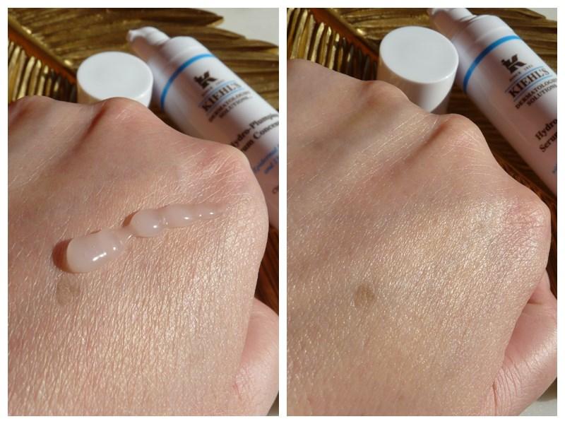 Kiehl's Hydro-Plumping Re-Texturizing Serum Concentrate serum silnie nawilżające