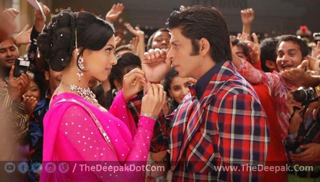 Aankhon Mein Teri KK | Om Shanti Om - Shahrukh Khan, Deepika Padukone