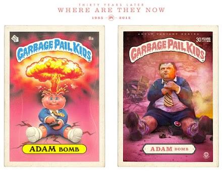 Garbage Pail Kids | Wie würden die Protagonisten der Karten heute aussehen | Ein witziges Fotoprojekt von Bruton Stoube