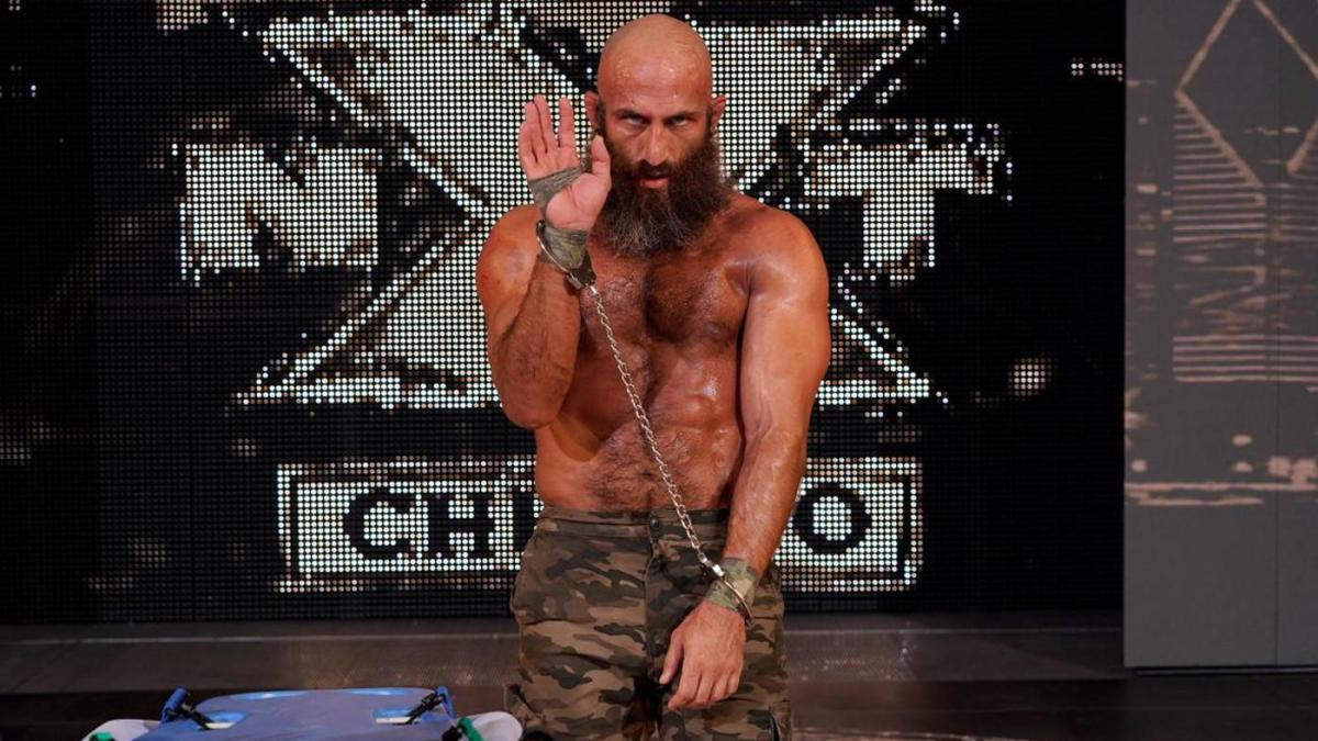 WWE anuncia grande Triple Threat Match para o NXT desta semana