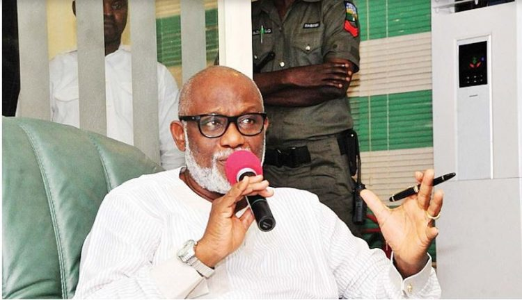 BREAKING: Governor Akeredolu Recovers From Coronavirus #Arewapublisize