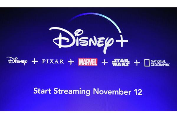 Walt Disney launches Disney+ streaming service