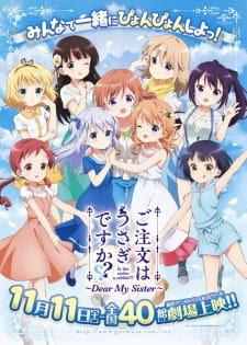 Gochuumon wa Usagi Desu ka??: Dear My Sister Opening/Ending Mp3 [Complete]