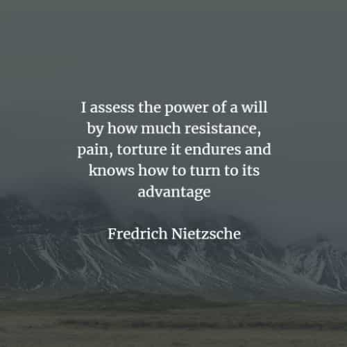 Famous quotes and sayings by Friedrich Nietzsche