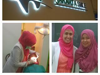 Lebih Pede Senyum Karena Jakarta Smile
