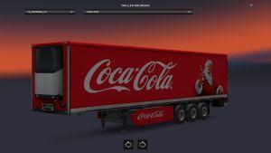 Trailer XMAS Coca Cola
