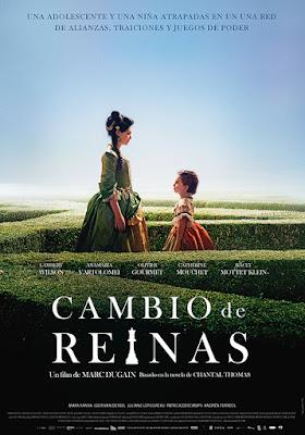 L'Échange Des Princesses 2017 DVD R2 Spanish
