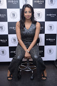 Sanjjana at Mirrors saloon launch event-thumbnail-12