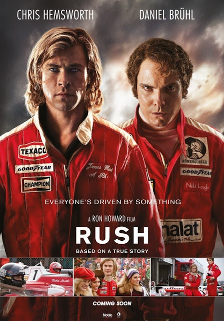 Rush Movie Film Trailer 2013 - Sinopsis