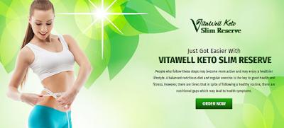Vita Well Keto Slim