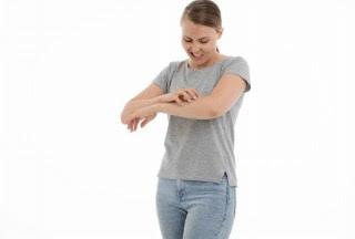3 Langkah untuk Meringankan Alergi Kulit