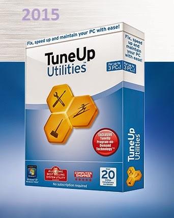 تحميل برنامج تون اب 2015 لتسريع الويندوز والانترنت مجانا TuneUp Utilities