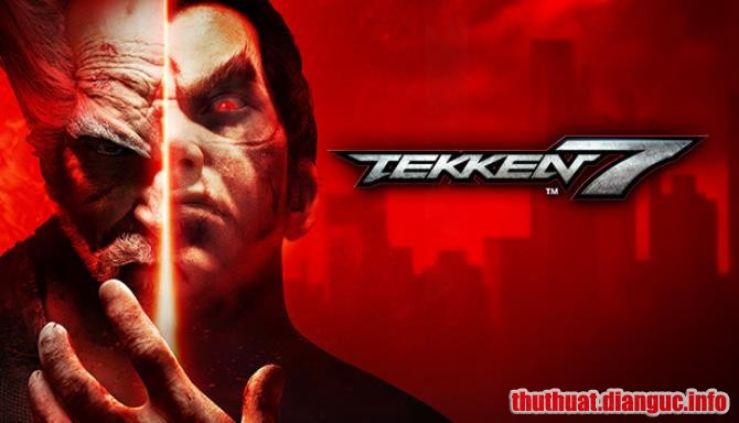 tie-smallDownload Game TEKKEN 7 Full Cr@ck