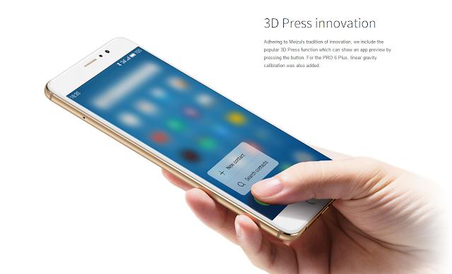 Meizu Pro 6 Plus full phone specifications