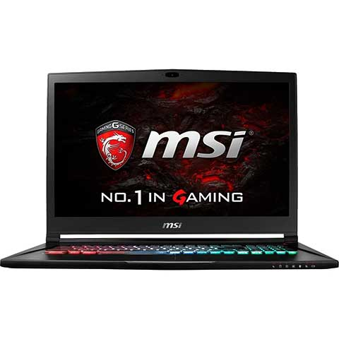 MSI GS73VR Stealth Pro 4K-016 Laptop Drivers