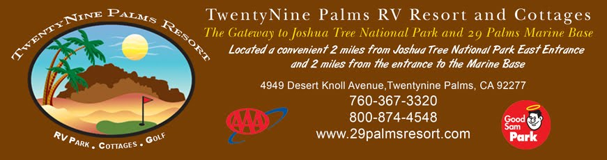 29 Palms RV Resort