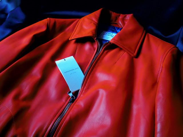 トゥモローランドのレザー ジャケット