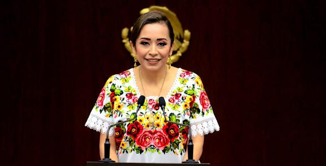 Rinde presidenta del INAIP Yucatán su Informe Anual de Actividades 2020