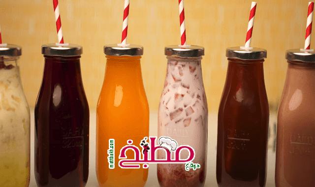 7 مشروبات لرمضان  والصيف هبة ابو الخير