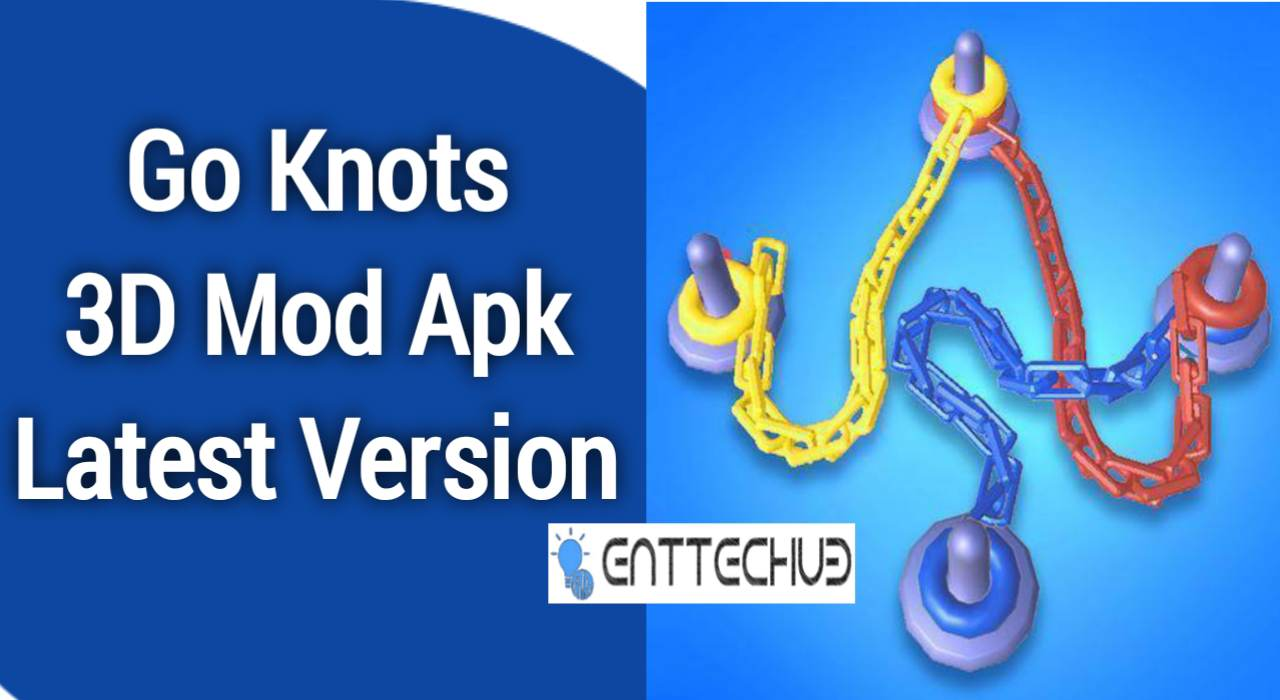 Go Knots 3d Mod Apk Unlimited Money Latest version