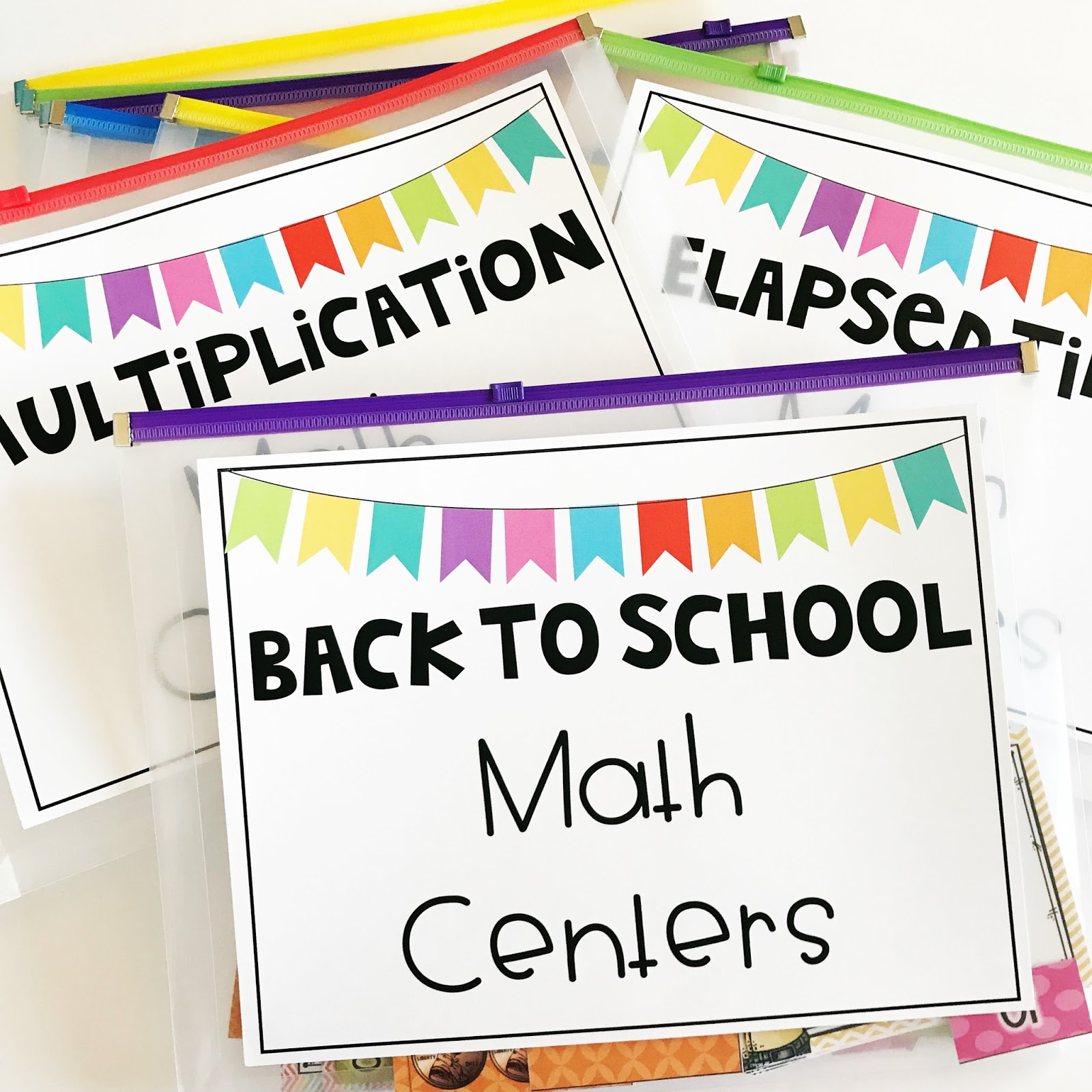 Diary of a Not So Wimpy Teacher: Part 4: Starting Math Centers at ...