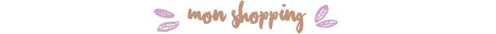 shopping liste bon plan Vélizy 2