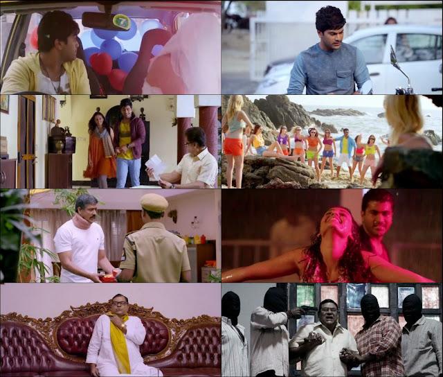 Run Raja Run 2014 Hindi Dubbed 720p WEBRip