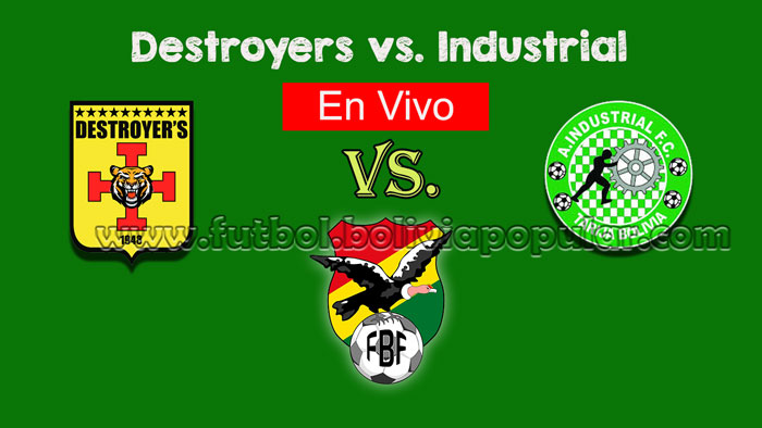 【En Vivo Online】Destroyers vs. Industrial Avilés - Descenso Indirecto