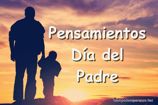 Pensamientos para el Día del Padre
