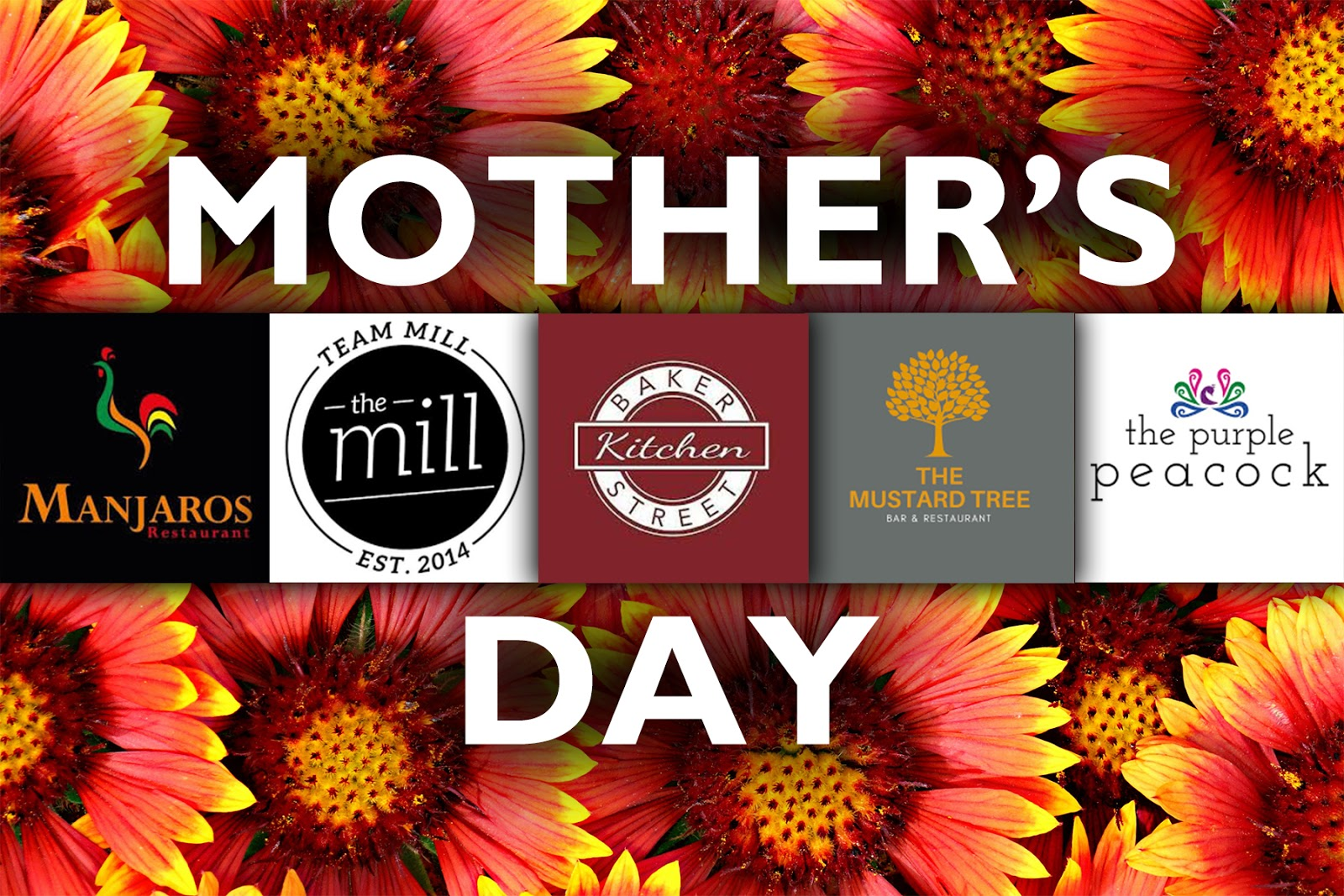 TEESSIDE'S INDEPENDENT RESTAURANTS DELIVERING THIS MOTHER'S DAY