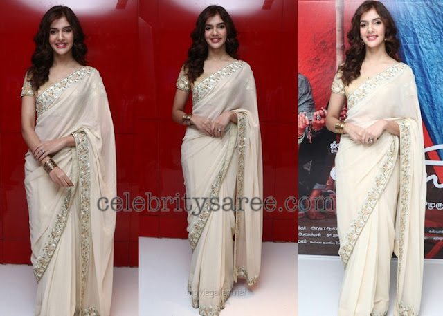 Natasha Singh Designer Saree