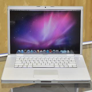 Macbook Pro 15-inchi A1211 Second di Malang
