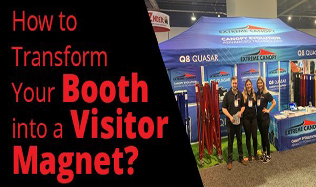 How to Transform Your Booth Into a Visitor Magnet?