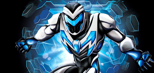 Max Steel Animated Reboot 2013