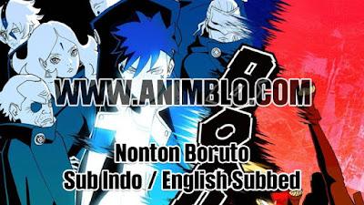 Nonton Boruto Sub Indo English Subbed