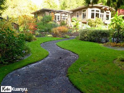 Cara mendekorasi halaman rumah