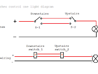Two Way Switch Diagram