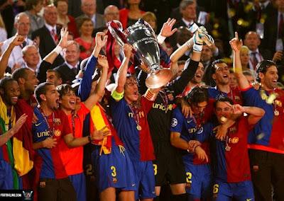 برشلونة تاريخ دوري ابطال اوروبا