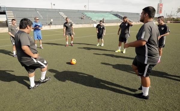 El Málaga Genuine vuelve este jueves a los entrenamientos