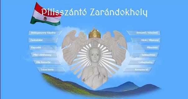 http://www.pilisszantozarandokhely.hu/