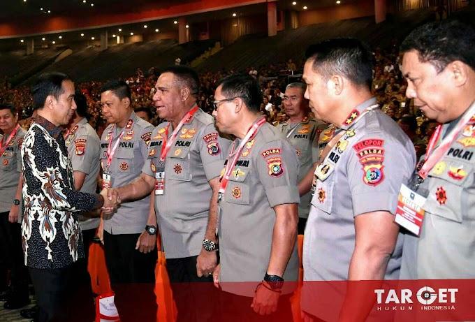 Presiden Joko Widodo : Tidak Ada Toleransi Bagi Oknum Aparat Yang Halangi Kebijakan dan Inovasi