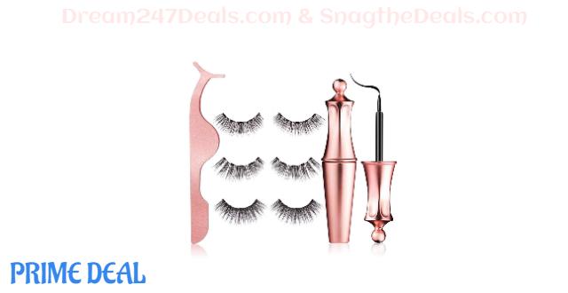 Magnetic eyelashes 50% OFF