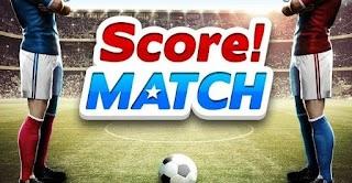 Score Match PvP Soccer v 1.86 MOD APK (Unlocked)